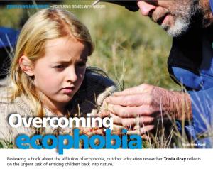 Overcoming ecophobia