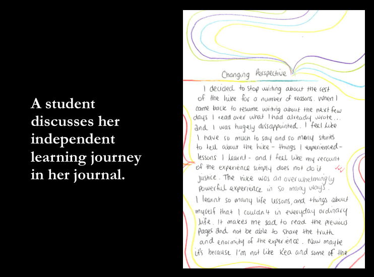 student journals tonia gray